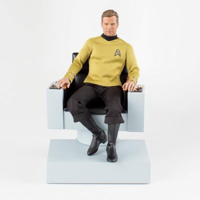 Star Trek Captain's Chair Unicun