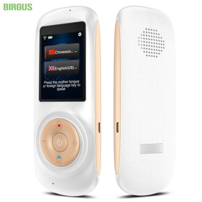 Birgus Instant Voice Language Translator