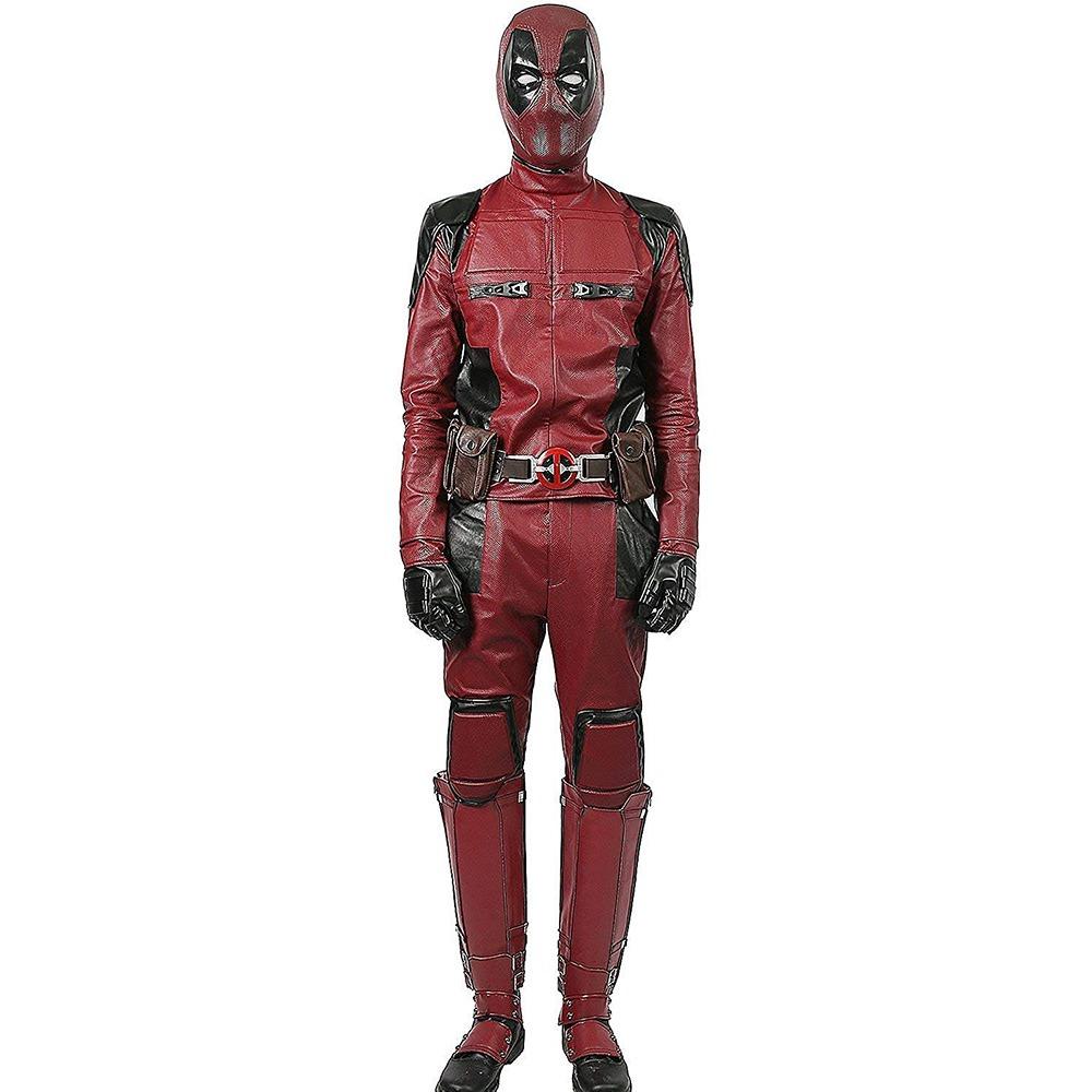 Deadpool Replica Costume 2