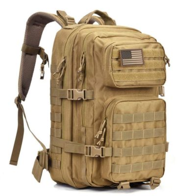 Military Tactical And Survival Backpack 3