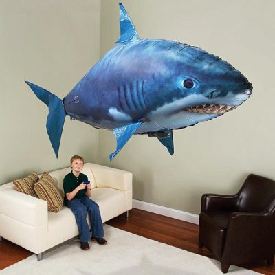 Remote Control Flying Shark