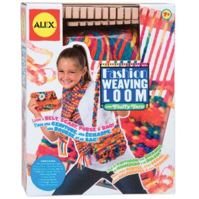 Children's Fashion Weaving Loom 2