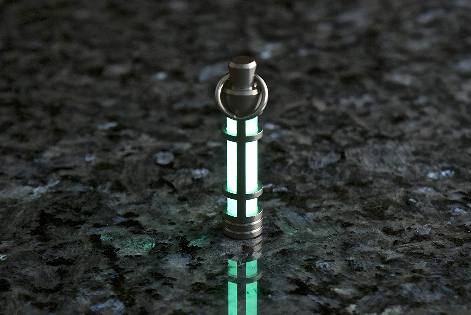 Embrite Glow In The Dark Keychain 4