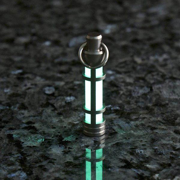 Embrite Glow In The Dark Keychain 8