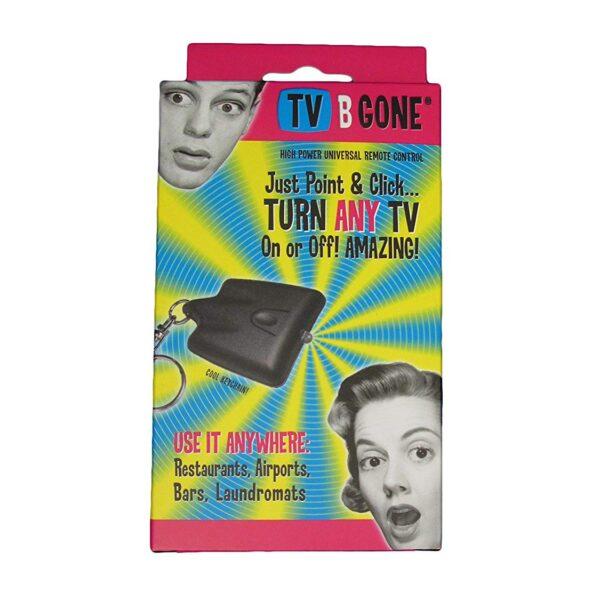 TV-B-Gone Remote Control Keychain 3
