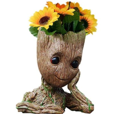 Baby Groot Flower Pot 2