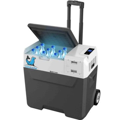 Solar Powered Cooler
