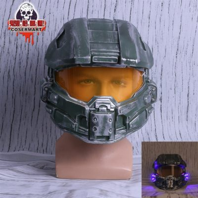 Halo Master Chief Cosplay Helmet Unicun